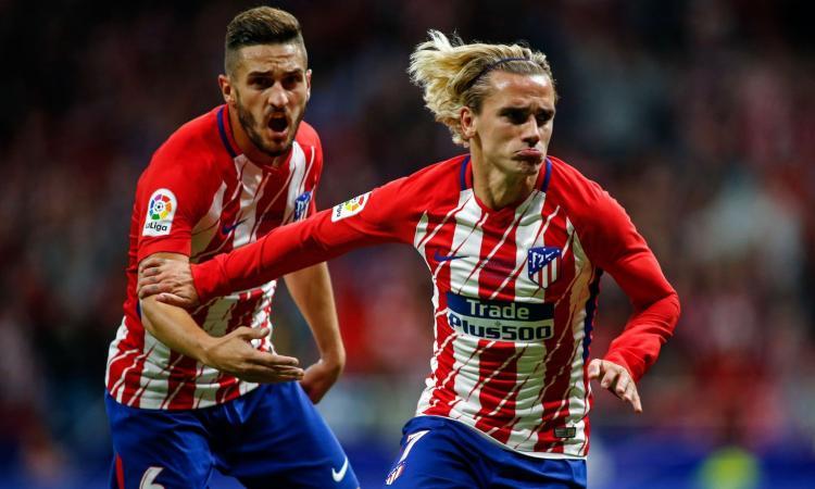 Liga: vince il Barcellona, bene l'Atletico nella prima al Wanda Metropolitano