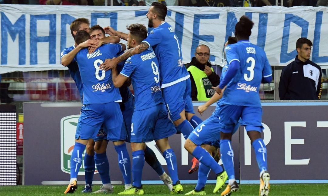 """""""B""""ecchiamoci i recuperi: Empoli a Foggia, occasione Palermo"""