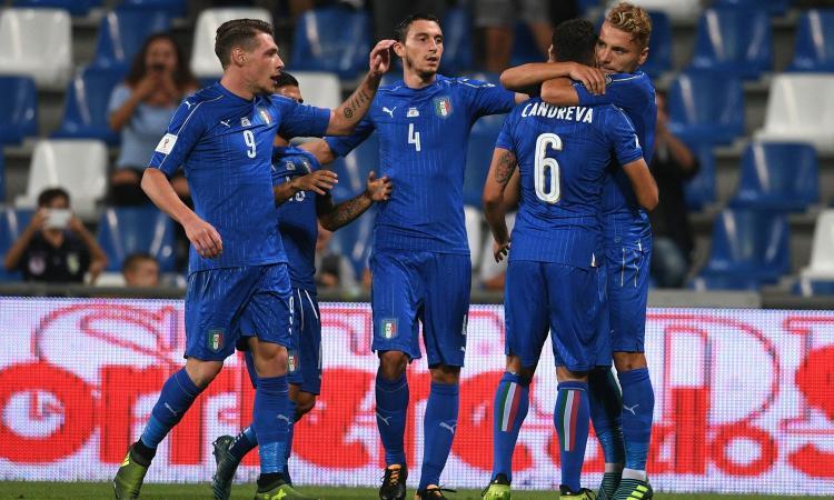 Playoff Mondiali: Italia favorita sulla Svezia
