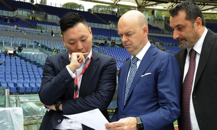 Milan, incontro in sede con tutti gli sponsor rimasti