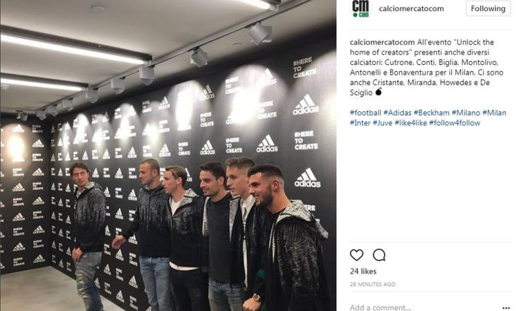 adidas Brand Center in Milan CORSO VITTORIO EMANUELE II 24