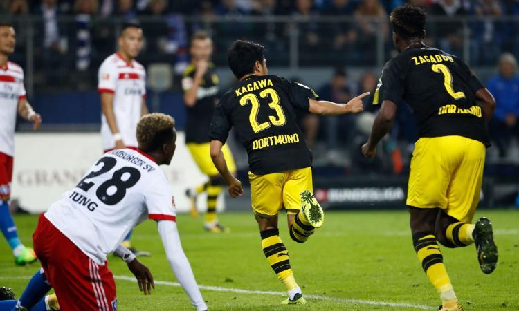 Borussia Dortmund: Kagawa in partenza