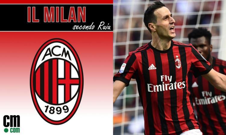 Kalinic è il primo nove del Milan dai tempi di Inzaghi, non la 'figurina' Silva