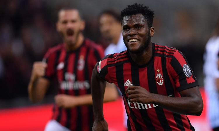Milan, 15 milioni per il vice Kessie