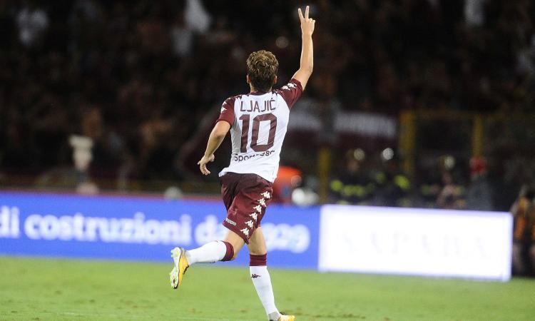 Torino, Ljajic ha recuperato: ci sarà contro la Fiorentina