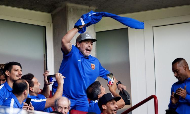 Szeszurak chiama Italia: 'Ho lavorato con Maradona. Ora sogno di allenare il Napoli'
