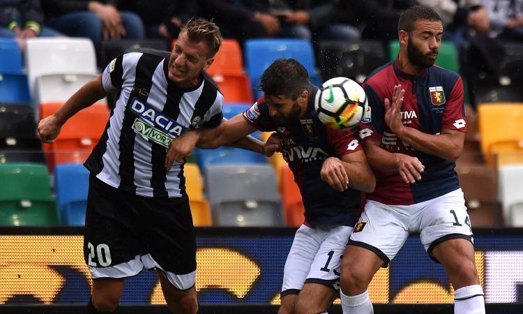 Udinese, Maxi Lopez: 'Se i risultati sono questi, stiamo in ritiro tutto l'anno'