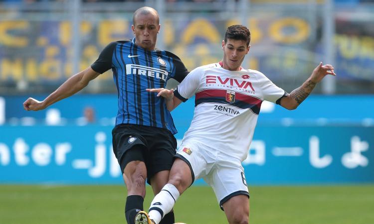Genoa, Pellegri torna in gruppo