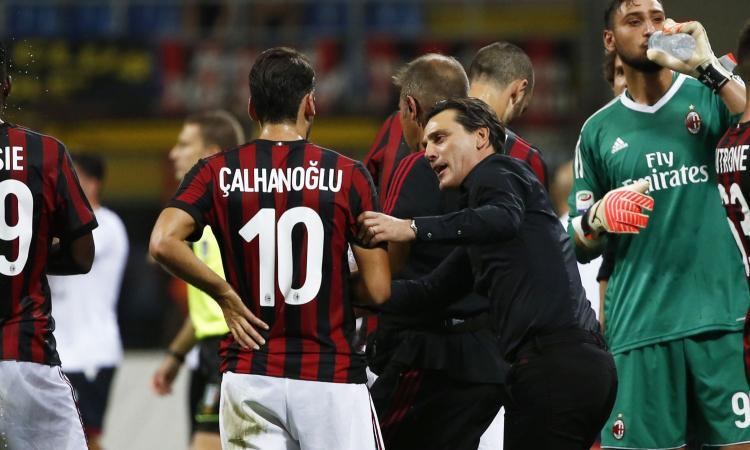 Calhanoglu svela: 'Appena arrivato a Milano sono stato derubato. Mi hanno preso gli scatoloni del trasloco'