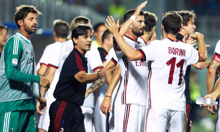 Milan: 5 considerazioni sulla partita contro il Genoa