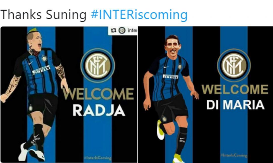 Inter, Ausilio scatenato: con Nainggolan anche Di Maria