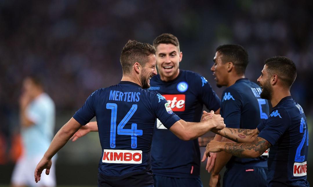 Un Napoli forza 4: le pagelle di Lazio-Napoli