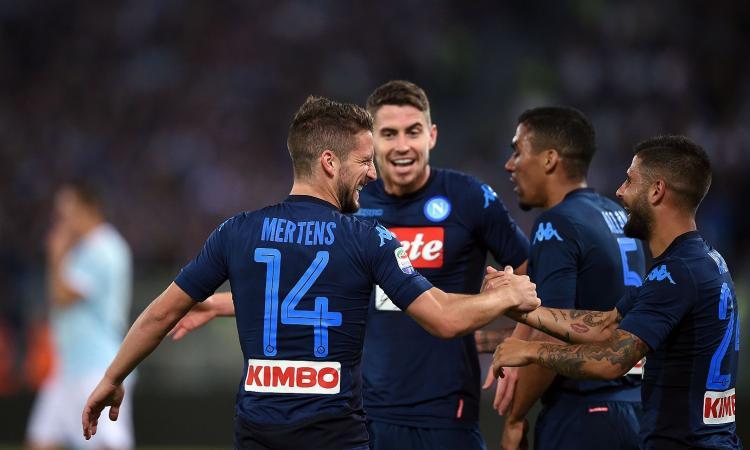 Spal-Napoli, formazioni ufficiali: c'è Mertens, fuori Jorginho