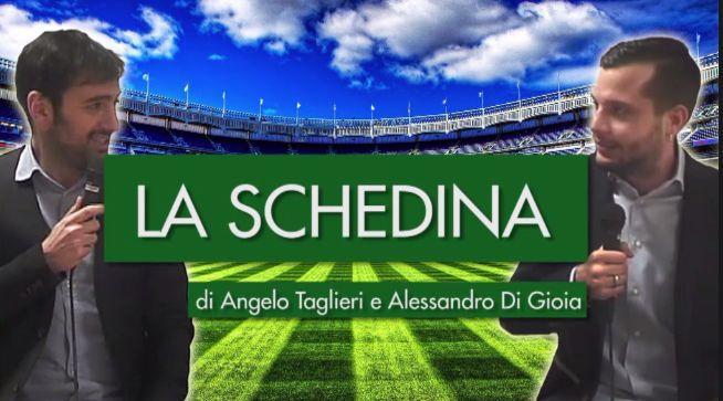 Schedina CM: l'Inter batte il Milan nel derby, Juve-Genoa da X al 45'
