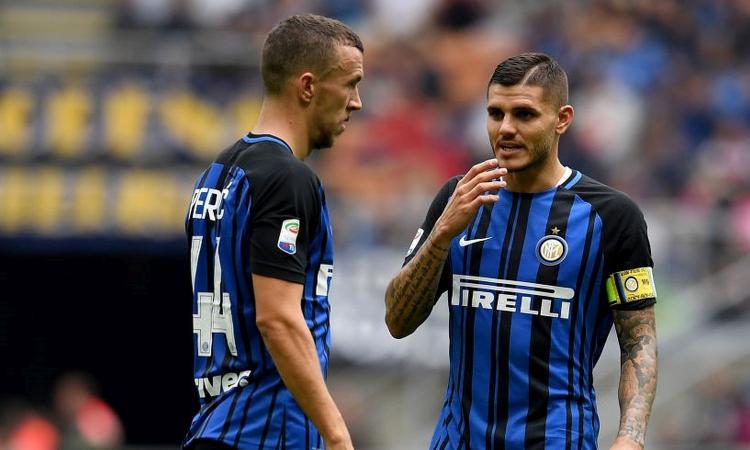 Inter: Perisic in gruppo, Icardi prova il recupero per il Benevento