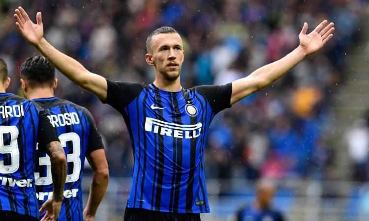 Seconda Maglia Inter Milan IVAN PERISIC