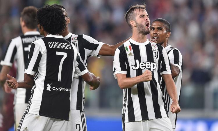 Juve: Khedira completamente recuperato, Pjanic torna in Champions
