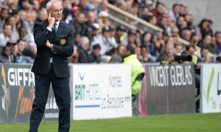 Ranieri: 'PSG da Champions, ma la Juve può metterlo in difficoltà'