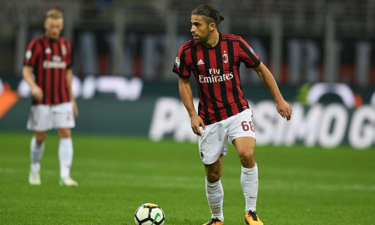 Milan, Rodriguez come Alex Sandro