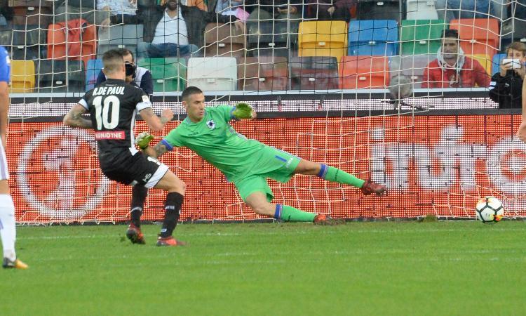 Udinese, richiesta shock per De Paul
