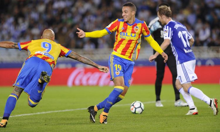 Man City, 35 milioni per un attaccante del Valencia