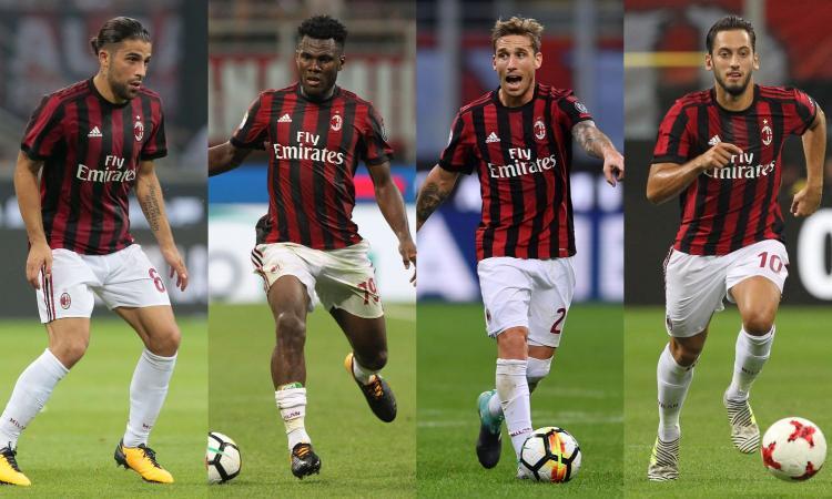 Milan, in attesa del gioco ci sono i calci piazzati: nessuno meglio dei rossoneri