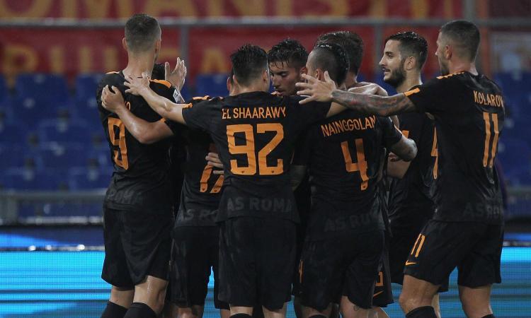 Roma-Verona 3-0: il tabellino VIDEO