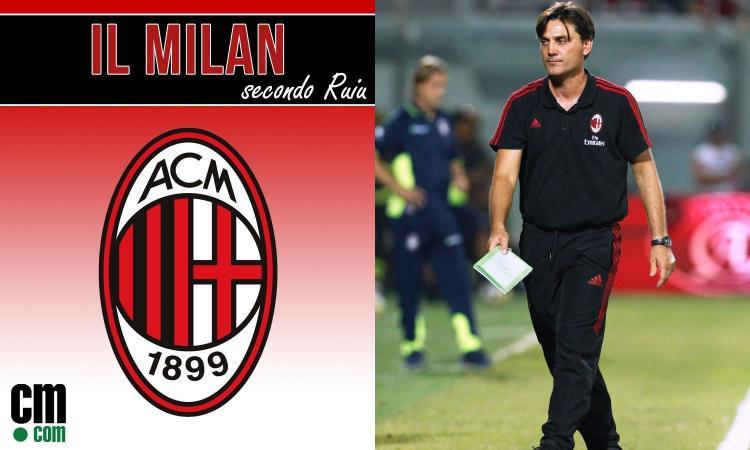 Milan, Montella resta nel mirino. E ora avanti con umiltà: capito, Bonucci?