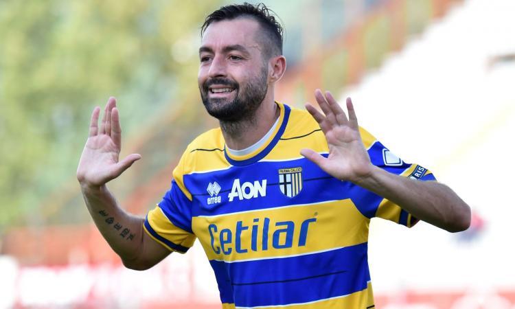 Catania, Scaglia: 'Ho un altro anno di accordo col Parma, non si sa mai'