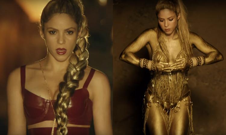 Shakira vola con un nuovo singolo: il video è hot, ma con Piquè è crisi FOTO e VIDEO