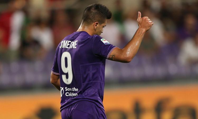 Fiorentina, Antognoni: 'Simeone un po' Rossi un po' Batistuta'
