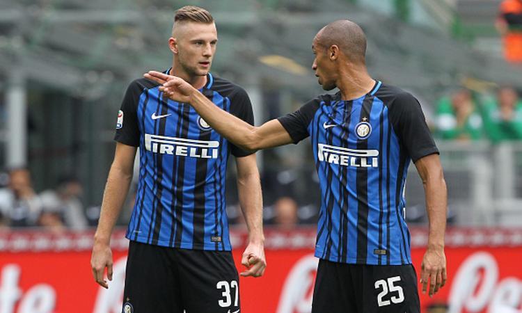 Inter, Miranda sembra l'alunno di Skriniar, Nagatomo in calo