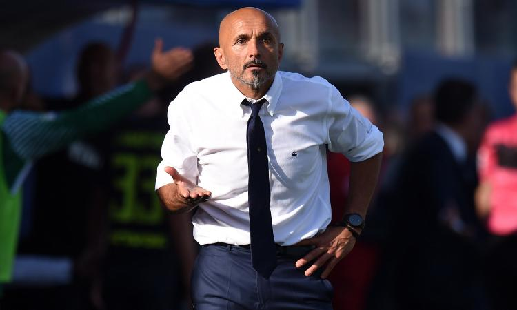 Inter, Spalletti: 'Passo indietro nel gioco, voglio più sangue e faccia tosta' VIDEO
