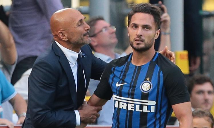 Inter: no al Napoli per D'Ambrosio