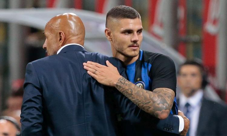 Inter, Spalletti blinda Icardi: 'Serve una clausola rescissoria alla Isco' VIDEO