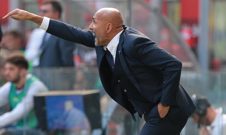 Inter, Spalletti come Cuper