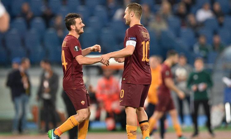 Roma, ecco perché Totti ha snobbato Florenzi e scelto Pellegrini