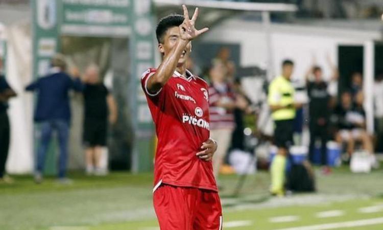 Spezia-Perugia, le formazioni ufficiali: Granoche contro Han