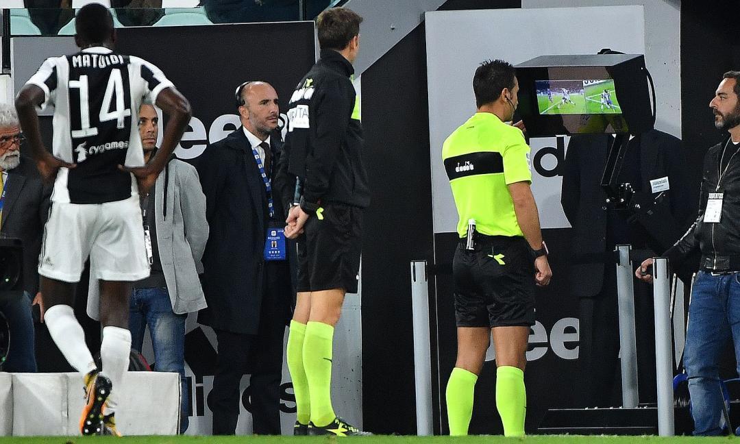FIGC: var sui maxischermi!