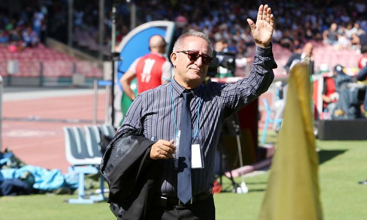 Vigorito attacca il presidente del Napoli: 'Fatti i cavoli tuoi!'