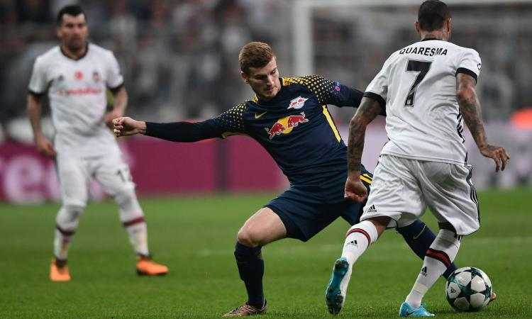 Werner ammette: 'Tifo Man United fin da bambino'