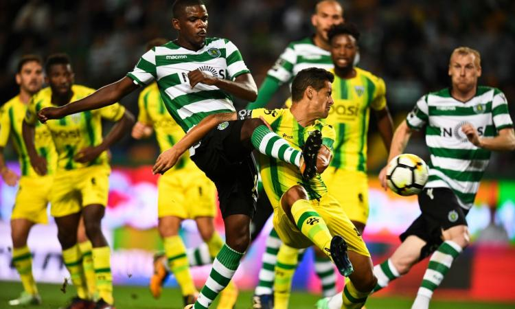Sporting Lisbona, in stand-by un arrivo