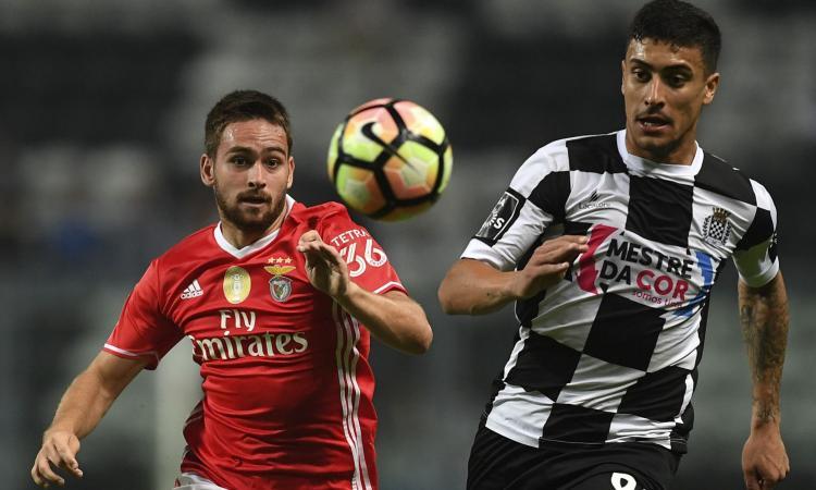 Inter, piace un esterno del Benfica