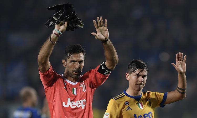 Juve, porta imbattuta in Serie A: ecco da quando non succedeva