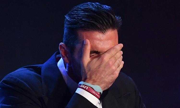 Intramontabile Buffon, è il miglior portiere del 2017 VIDEO
