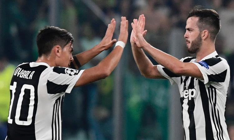 Udinese-Juventus 2-6: il tabellino VIDEO