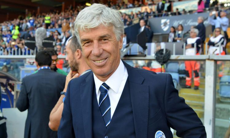 Atalanta, Gasperini: 'Le rose da 26 giocatori sono solo per il rugby'