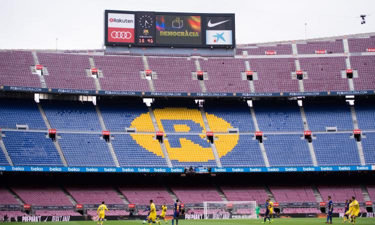 Barcellona-Manchester Utd, quanti spettatori al Camp Nou: è record stagionale!