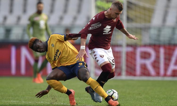 Verona-Benevento, formazioni ufficiali: fuori Kean, c'è Iemmello
