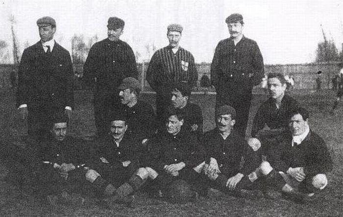 1901, il fairplay Juve favorisce il Milan, che interrompe il dominio del Genoa
